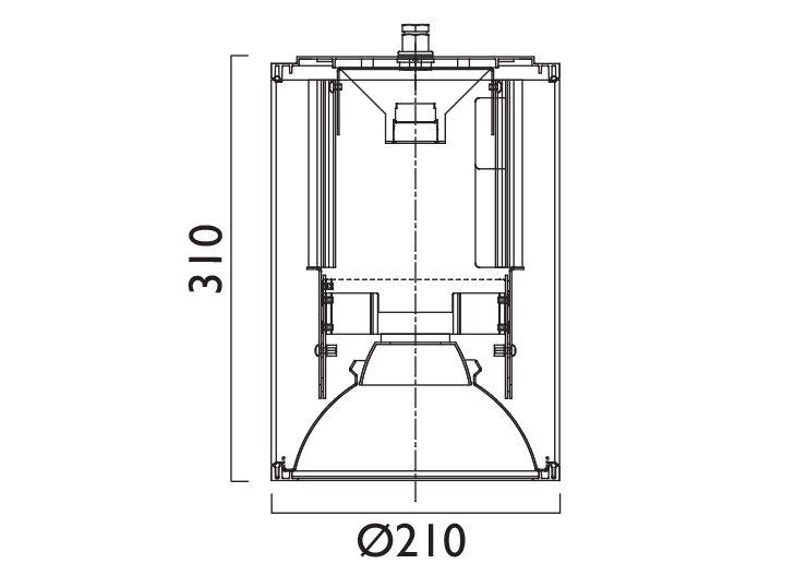 Civic G210 MKII Line Drawing